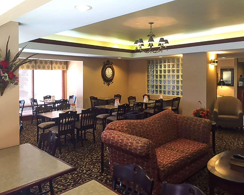 Restaurant - Econo Lodge Cordele
