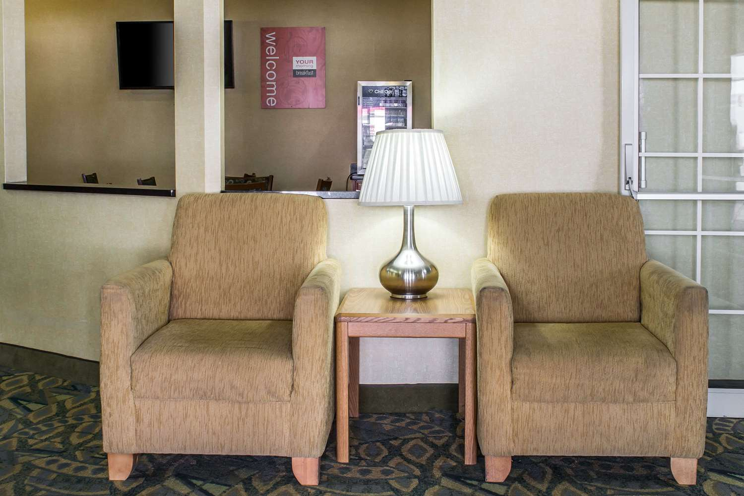 Lobby - Comfort Inn Sioux City