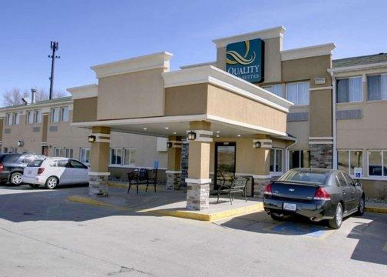 Exterior view - Quality Inn & Suites Airport Des Moines