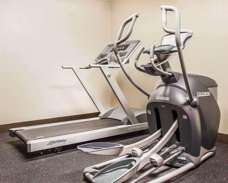 Fitness/ Exercise Room - Comfort Inn Marshalltown