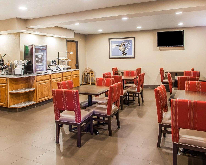 Restaurant - Comfort Inn Marshalltown