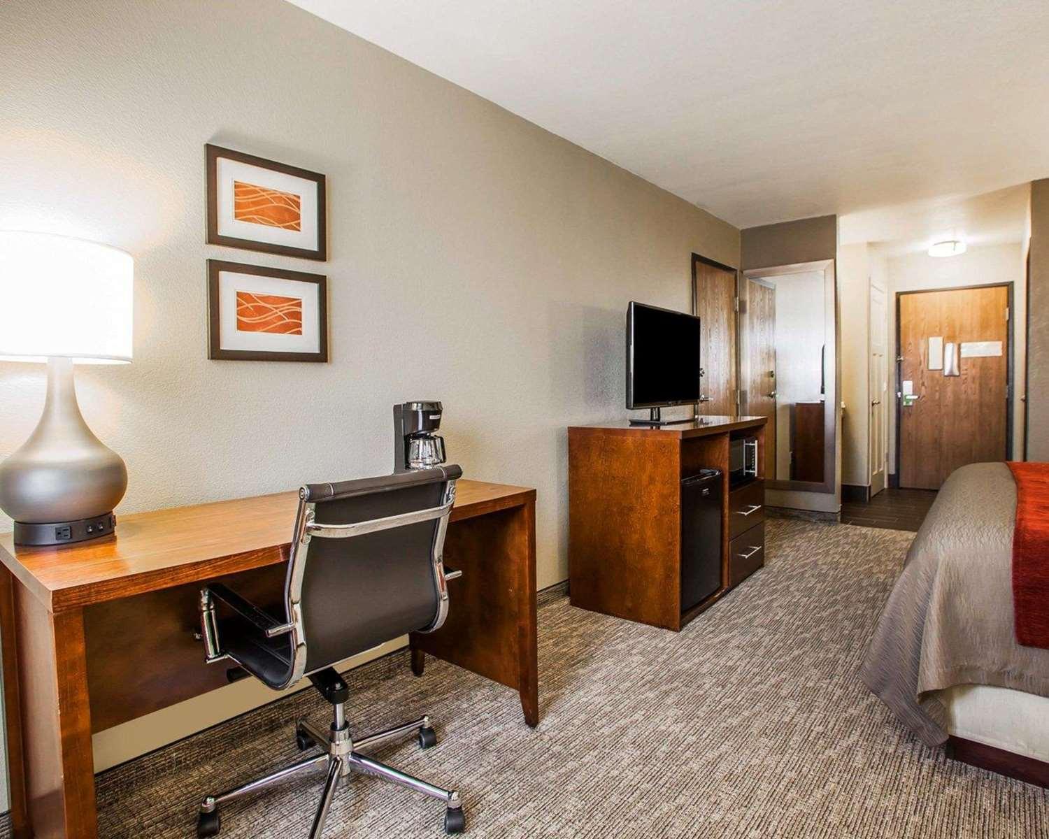 Room - Comfort Inn Marshalltown