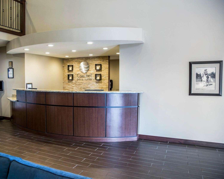 Lobby - Comfort Inn Le Claire