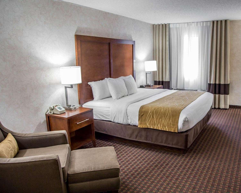 Room - Comfort Inn Le Claire