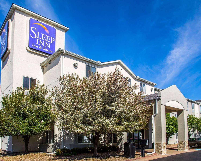 Exterior view - Sleep Inn & Suites Davenport