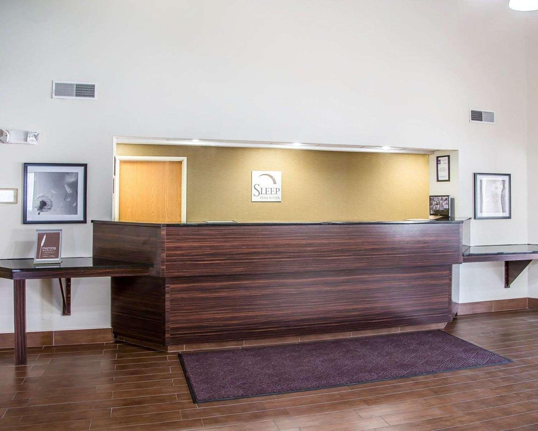 Lobby - Sleep Inn & Suites Davenport