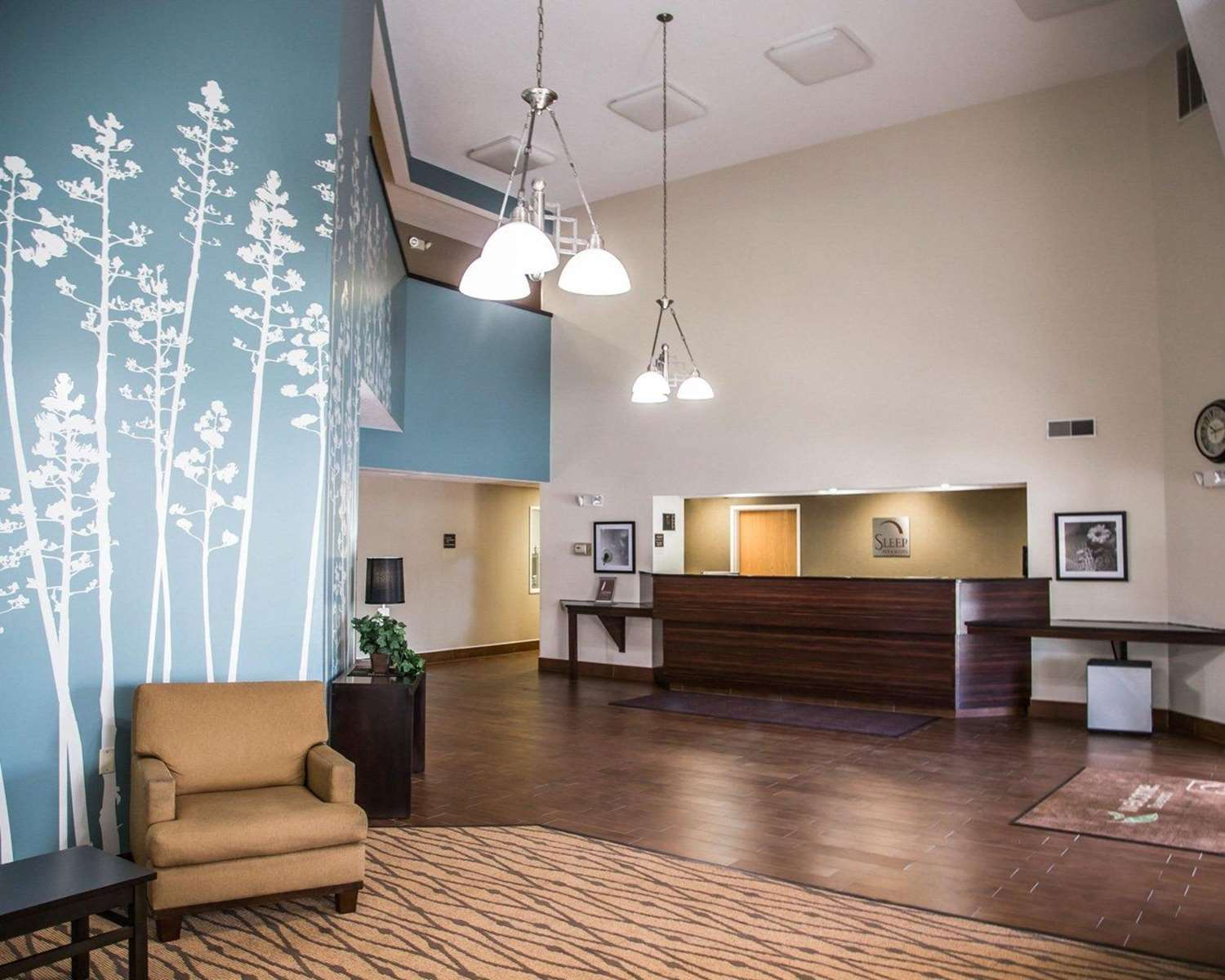 Lobby - Sleep Inn & Suites Davenport