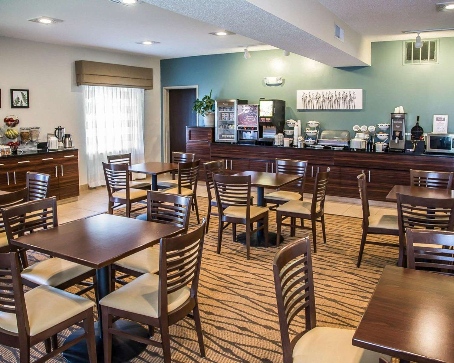 Restaurant - Sleep Inn & Suites Davenport
