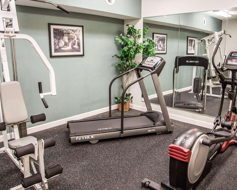 Fitness/ Exercise Room - Sleep Inn & Suites Davenport