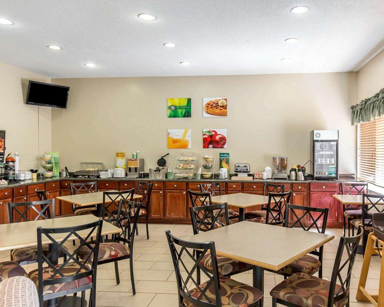 Restaurant - Quality Inn Cedar Rapids