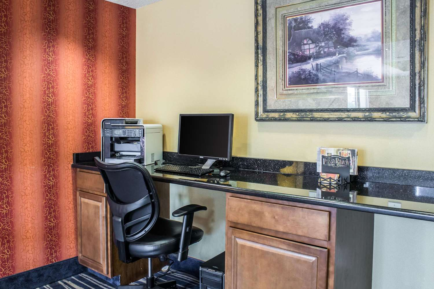 Conference Area - Comfort Inn Ankeny