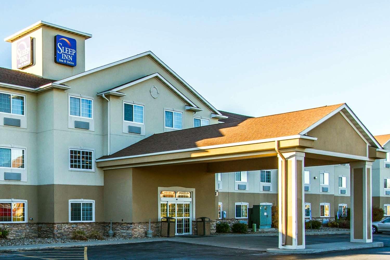 Exterior view - Sleep Inn & Suites Pleasant Hill