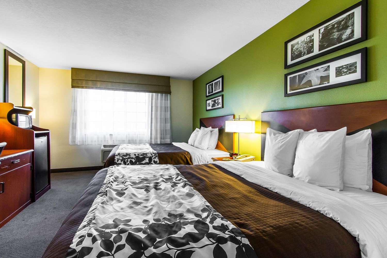 Suite - Sleep Inn & Suites Pleasant Hill