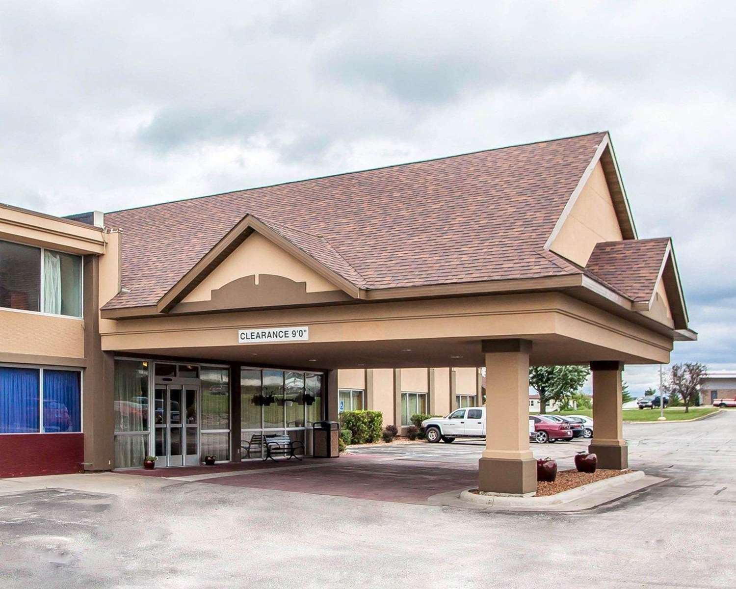 Exterior view - Quality Inn Fort Dodge