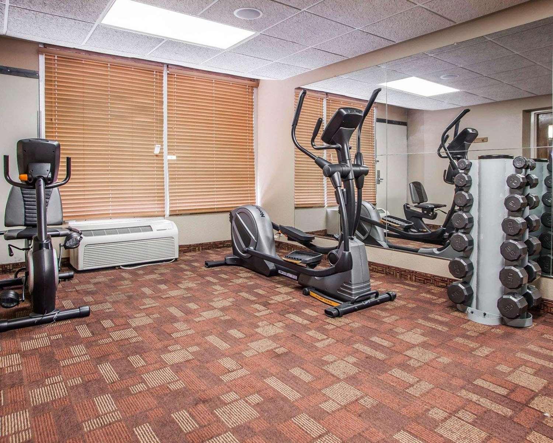 Fitness/ Exercise Room - Quality Inn Fort Dodge