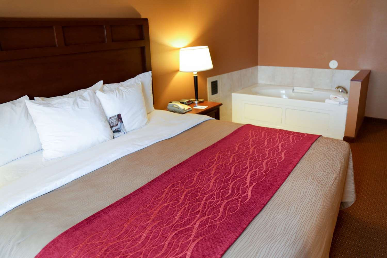 Room - Comfort Inn & Suites Grinnell