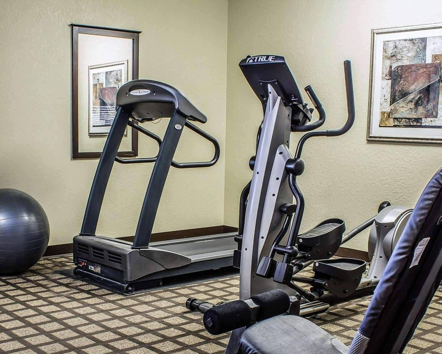 Fitness/ Exercise Room - Mainstay Suites Coralville