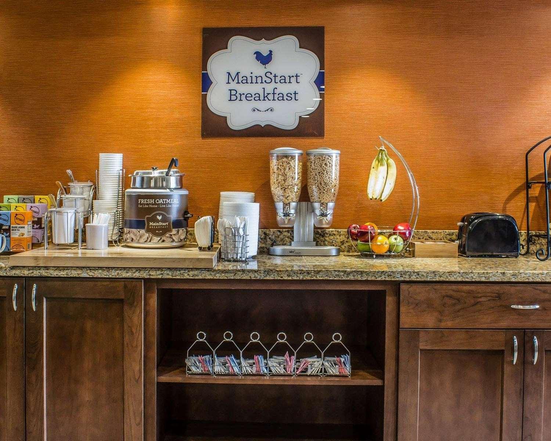 Restaurant - Mainstay Suites Coralville
