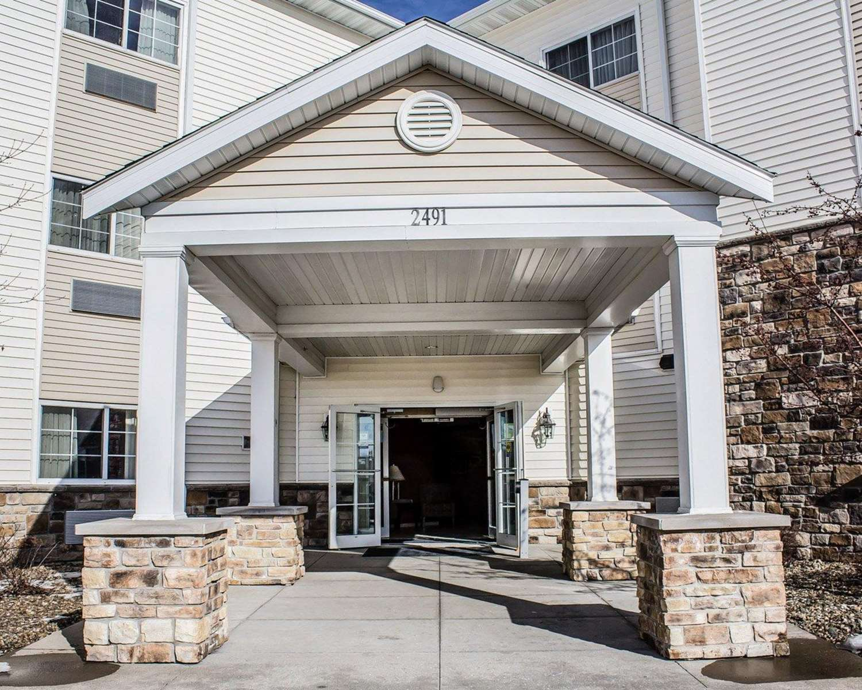 Exterior view - Mainstay Suites Coralville