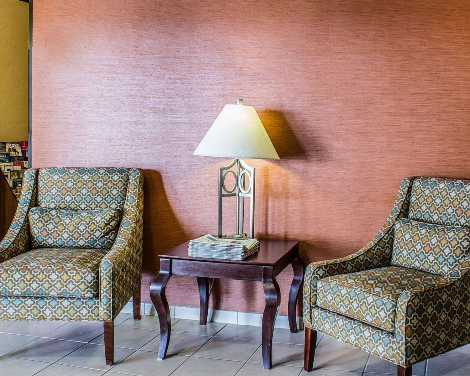 Lobby - Mainstay Suites Coralville