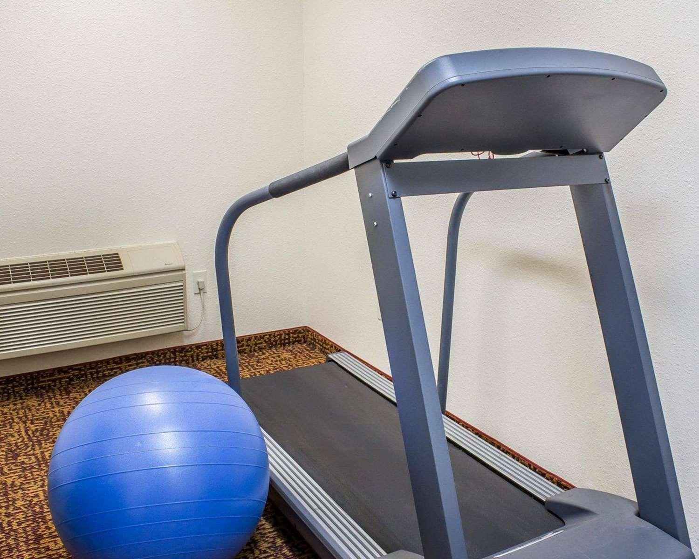 Fitness/ Exercise Room - Rodeway Inn Milford