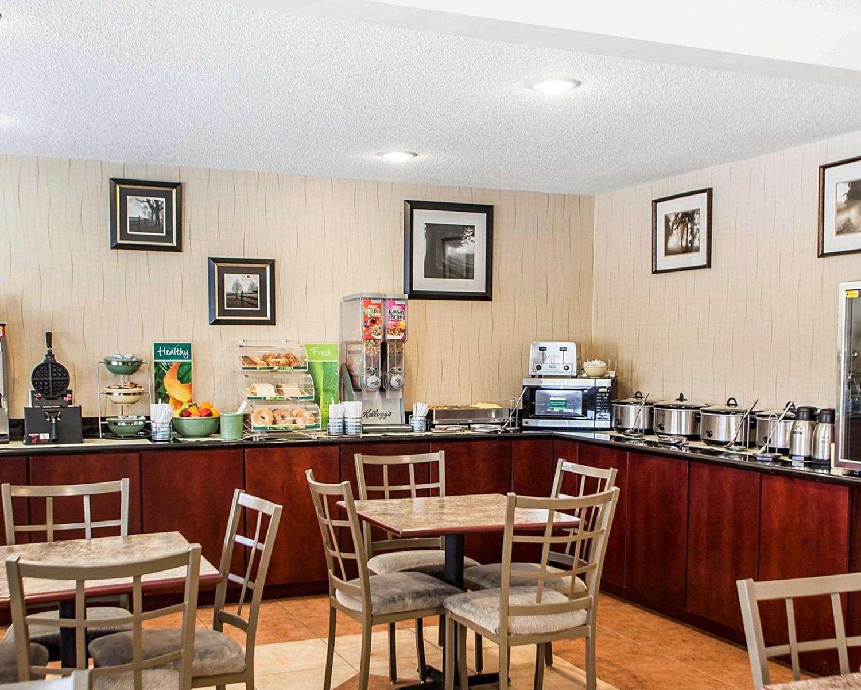 Restaurant - Quality Inn & Suites Davenport