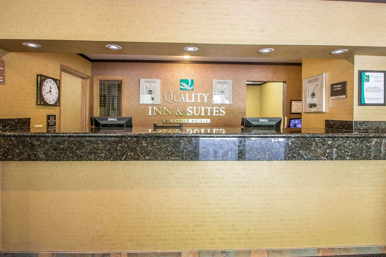 Lobby - Quality Inn & Suites Decorah