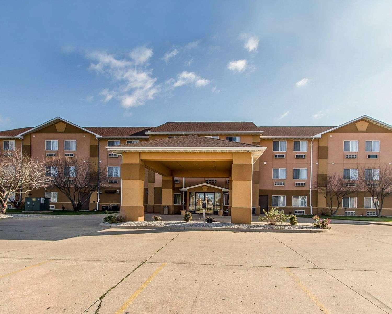 Exterior view - Quality Inn & Suites Mt Pleasant