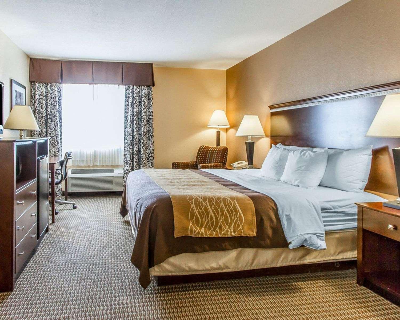 Room - Quality Inn & Suites Mt Pleasant