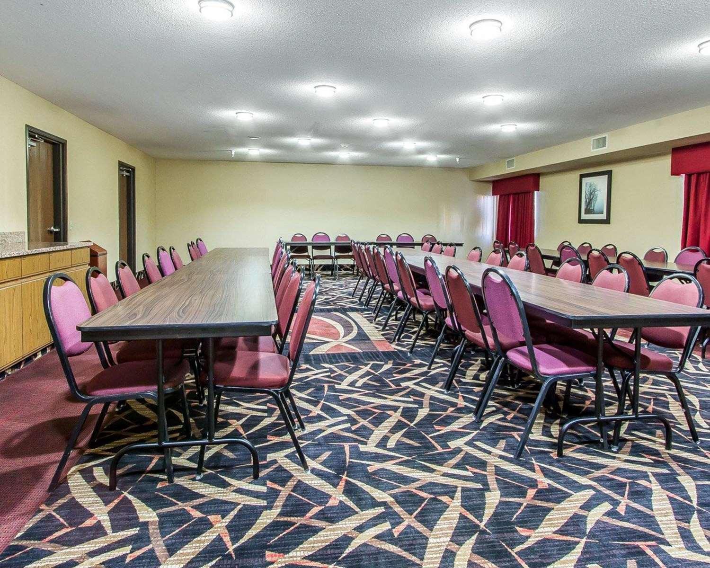 Meeting Facilities - Quality Inn & Suites Mt Pleasant