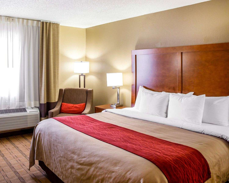 Room - Comfort Inn & Suites Coralville