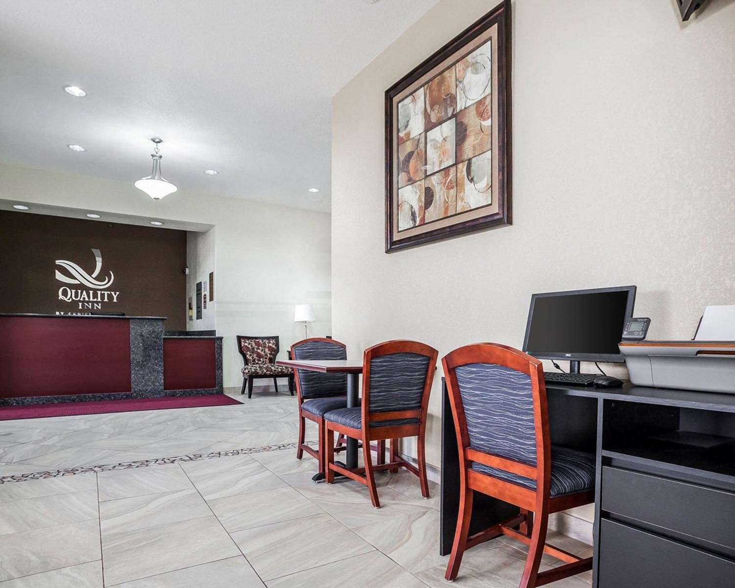 Conference Area - Quality Inn & Suites Altoona