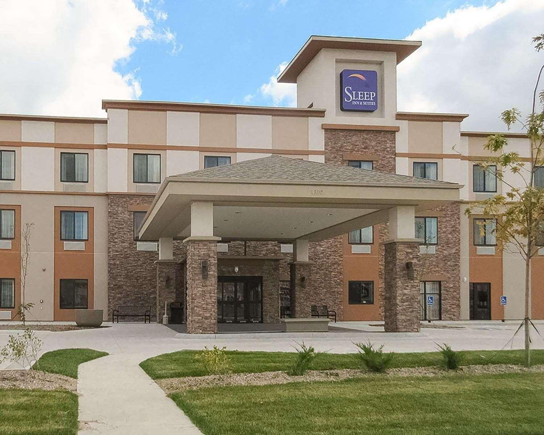 Exterior view - Sleep Inn & Suites Fort Dodge