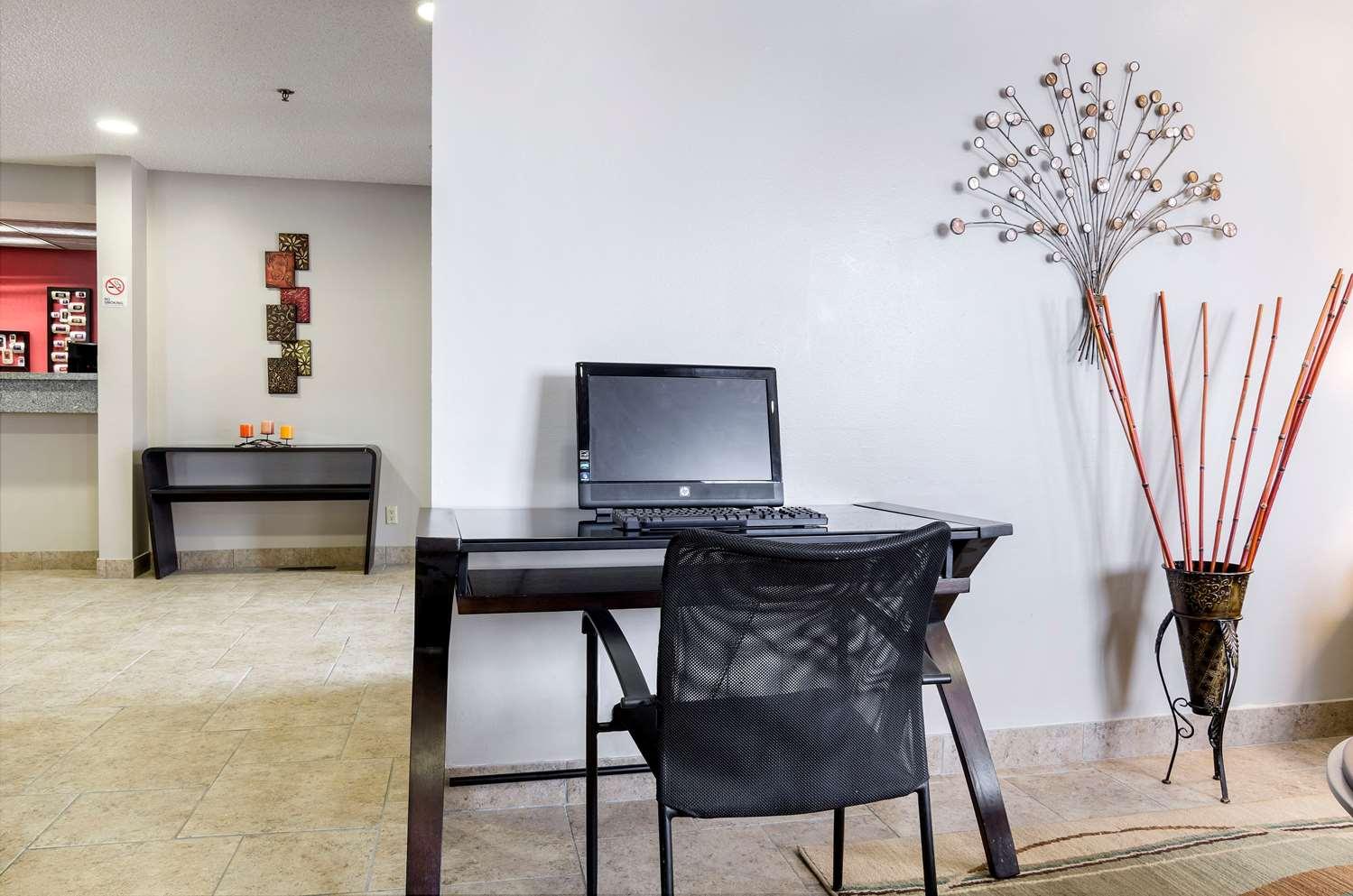 Conference Area - Quality Inn Osceola
