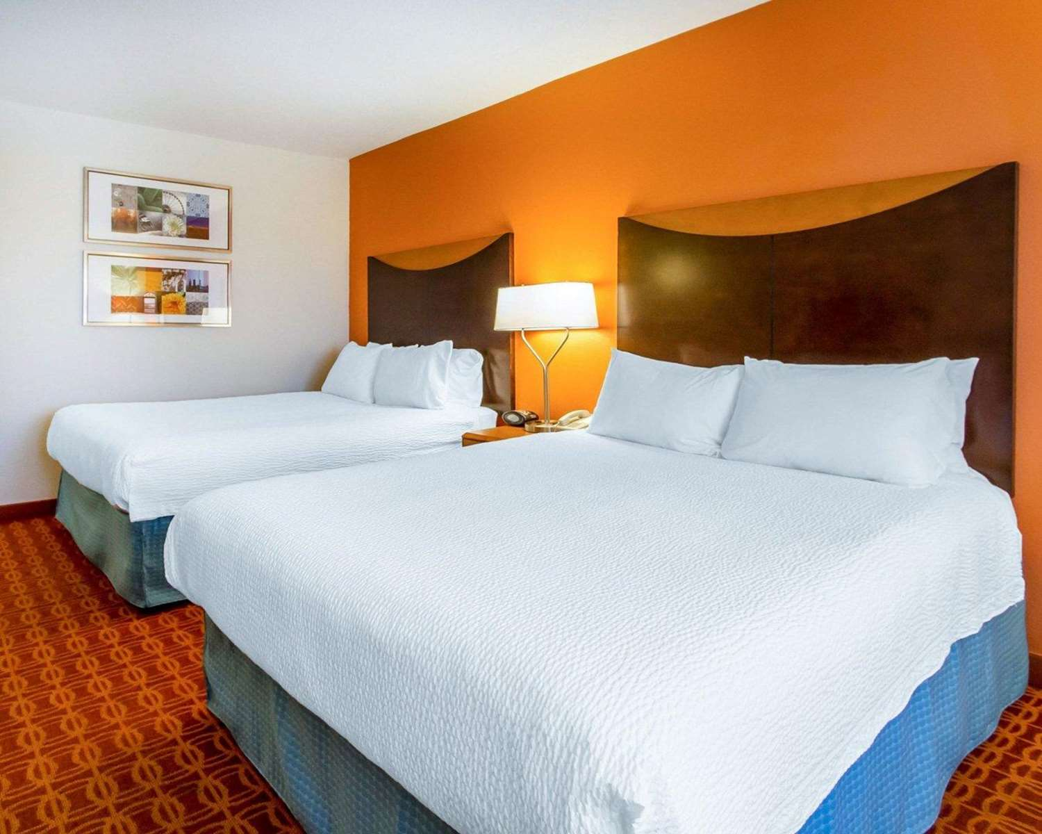 Room - Quality Inn & Suites Keokuk