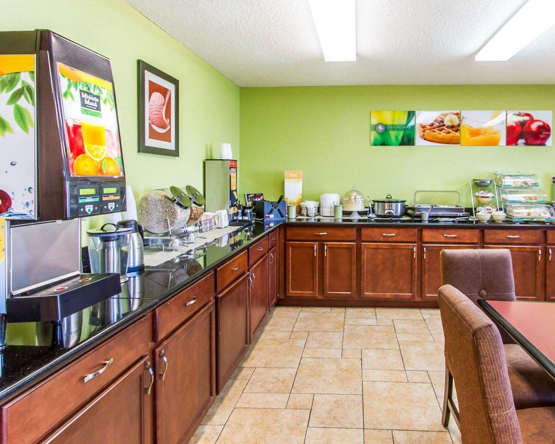 Restaurant - Quality Inn & Suites Ottumwa