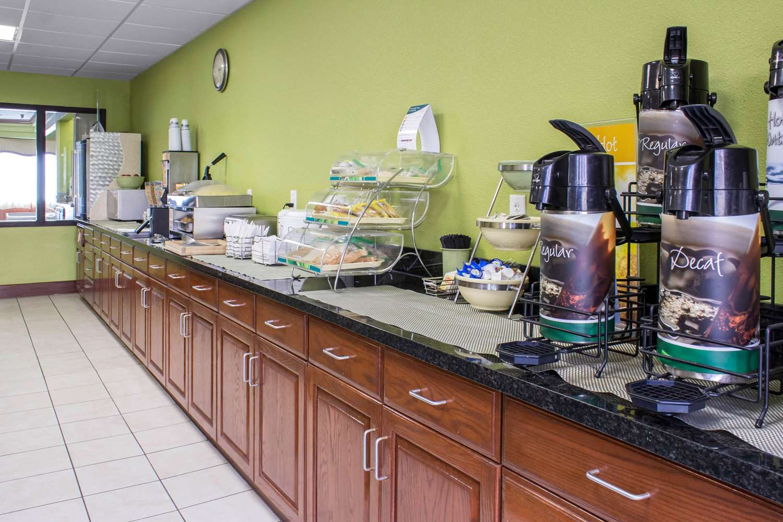 Restaurant - Quality Inn & Suites Sioux City