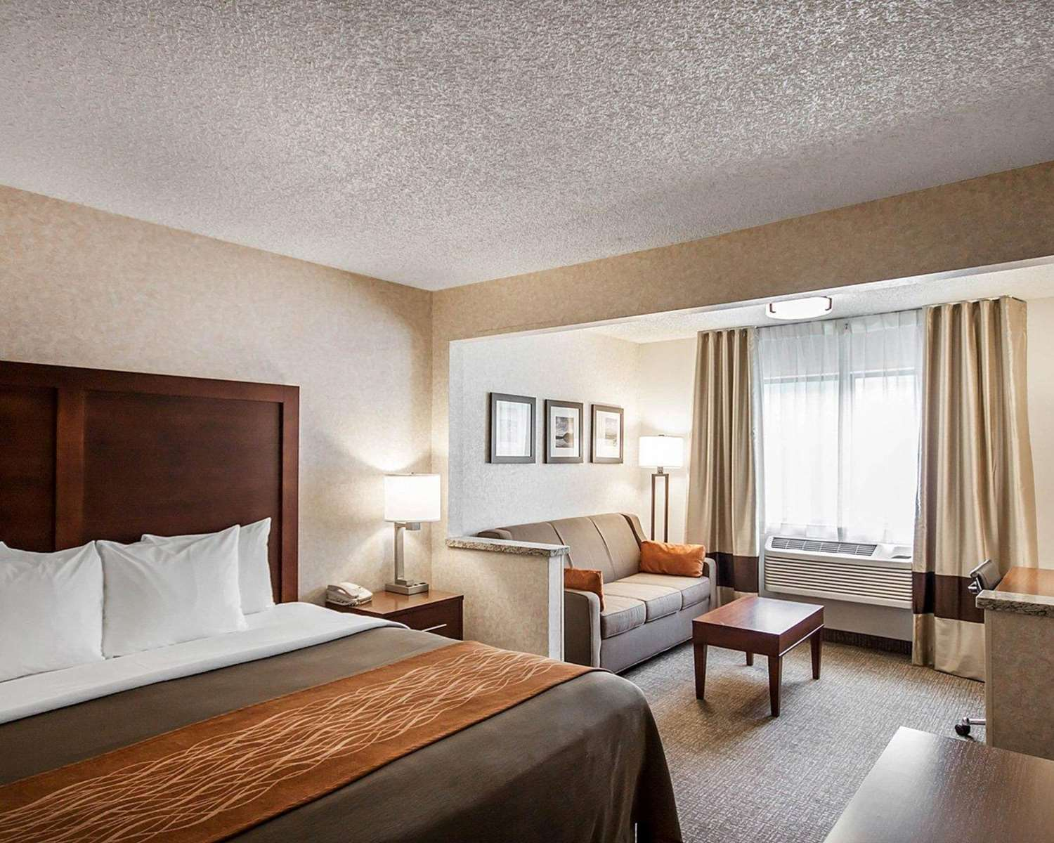 Suite - Quality Inn Pocatello