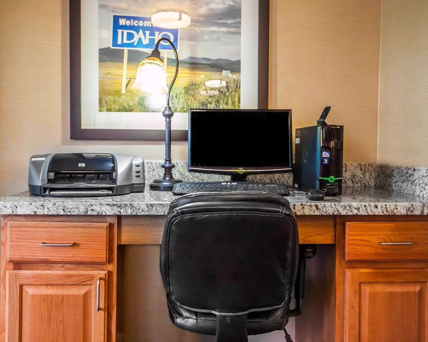 Conference Area - Quality Inn Pocatello