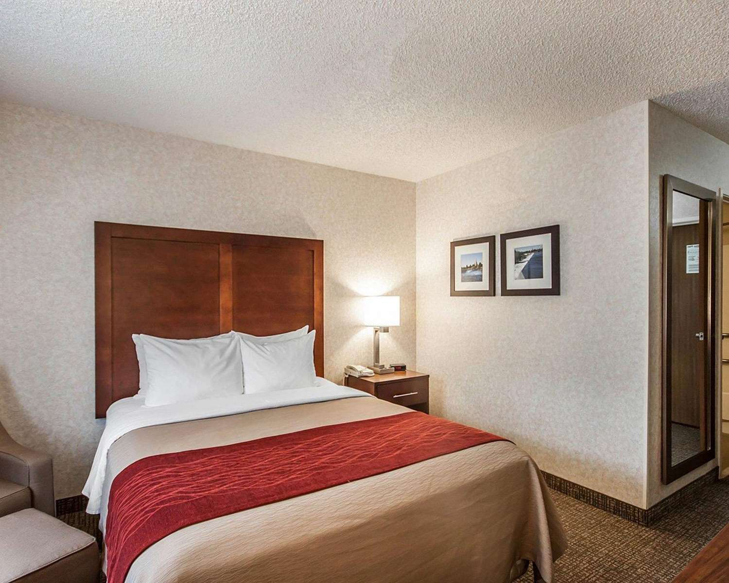 Room - Quality Inn Pocatello