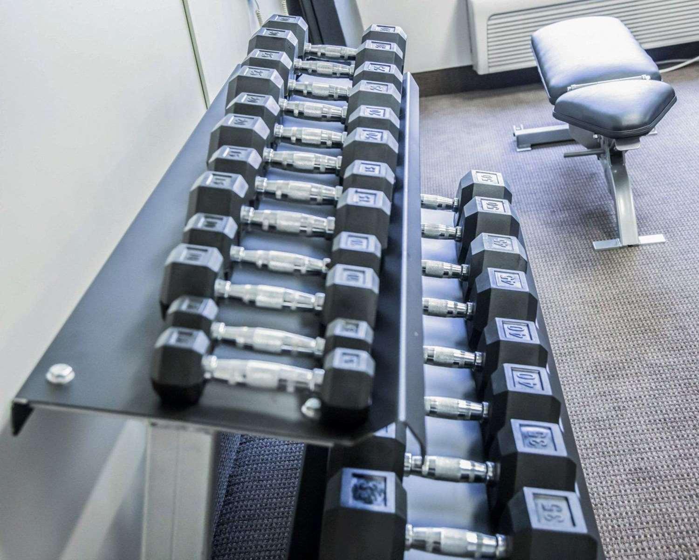 Fitness/ Exercise Room - Sleep Inn Tinley Park