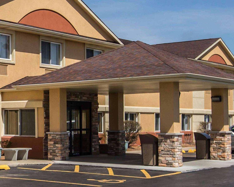 Exterior view - Quality Inn & Suites South Joliet