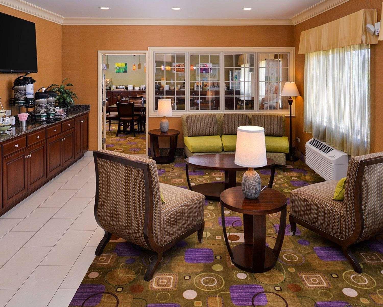 Lobby - Quality Inn & Suites South Joliet