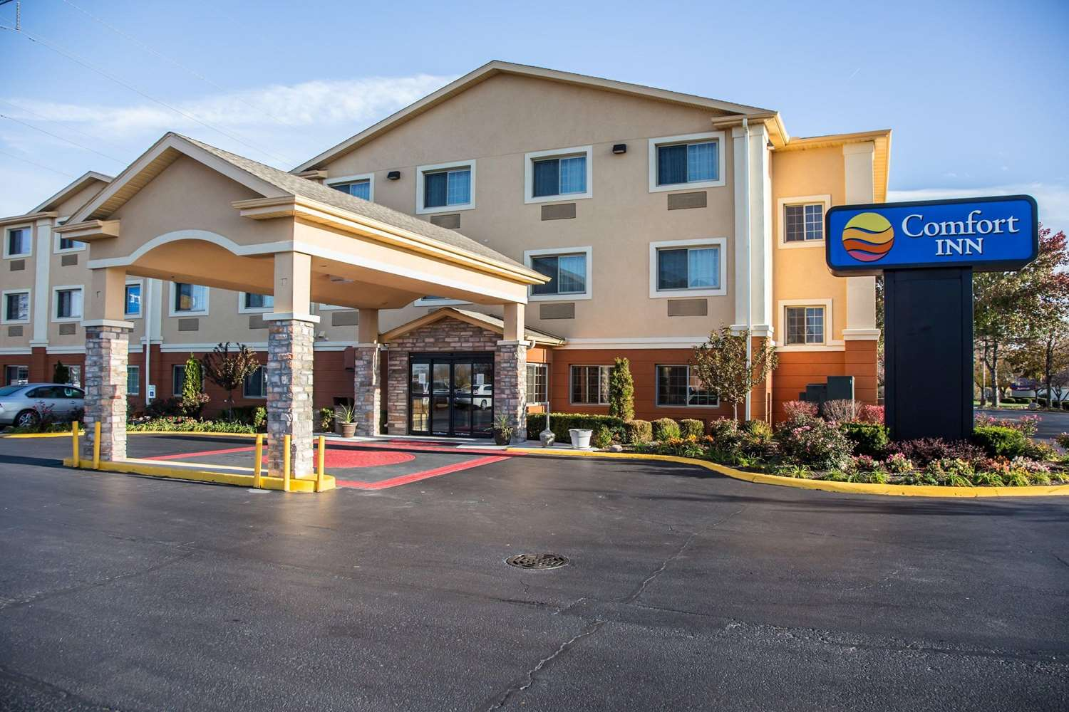 Exterior view - Comfort Inn North Joliet