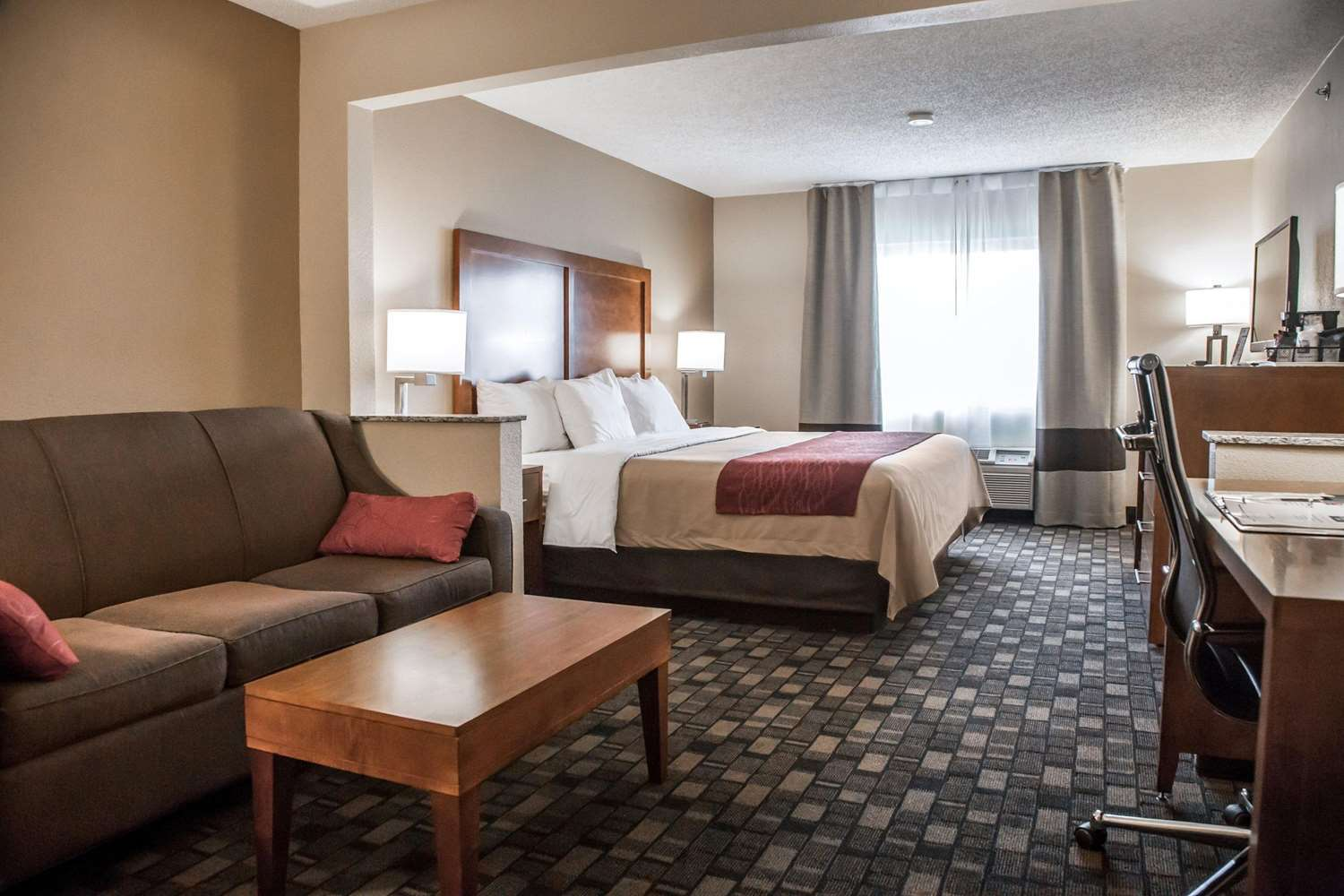 Suite - Comfort Inn North Joliet