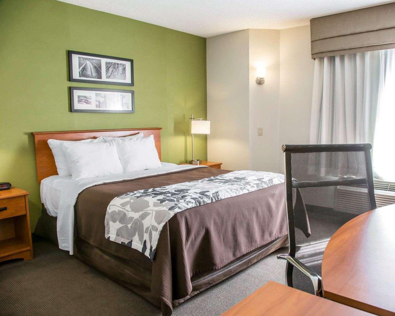 ... Room   Sleep Inn Midway Airport Bedford Park
