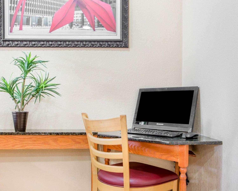 Conference Area - Quality Inn Ottawa