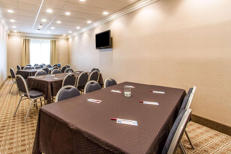 Meeting Facilities - Comfort Suites Mattoon