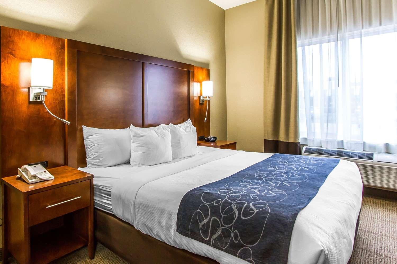 Room - Comfort Suites Mattoon