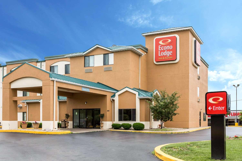 Exterior view - Econo Lodge Inn & Suites Peoria